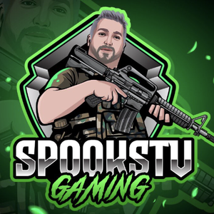 spookstvgaming Logo