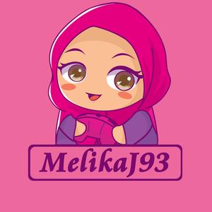 MelikaJ93 Logo