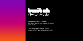 Profile banner for twitchmusic