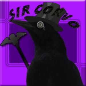 SirCorvos Logo