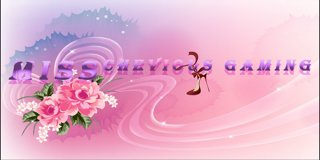 Profile banner for misschevious_gaming