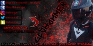 Profile banner for gluhammer