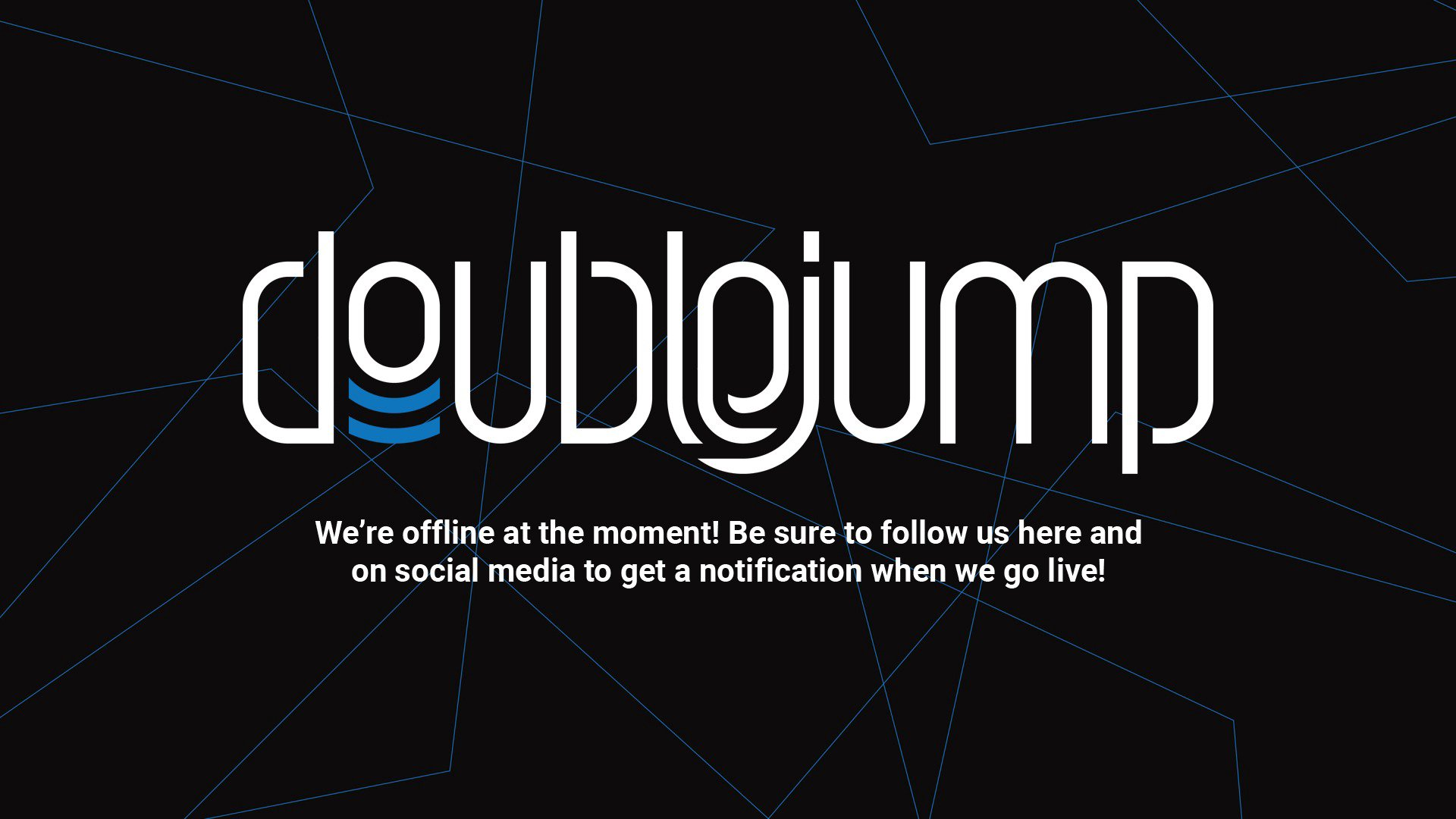Twitch stream of DoublejumpCo