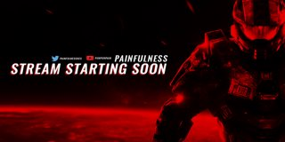 Profile banner for painfulness