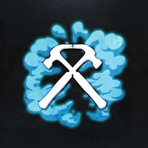 whitehammerYT Logo