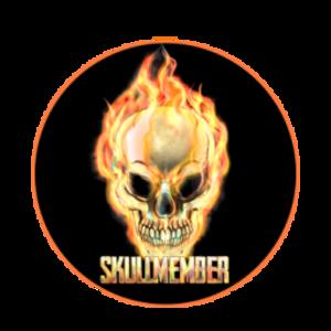 skullmember Logo