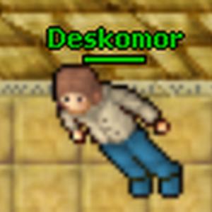 Deskomor