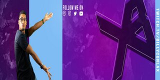 Profile banner for billyconlax