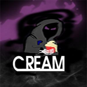 cr3am_fr Logo