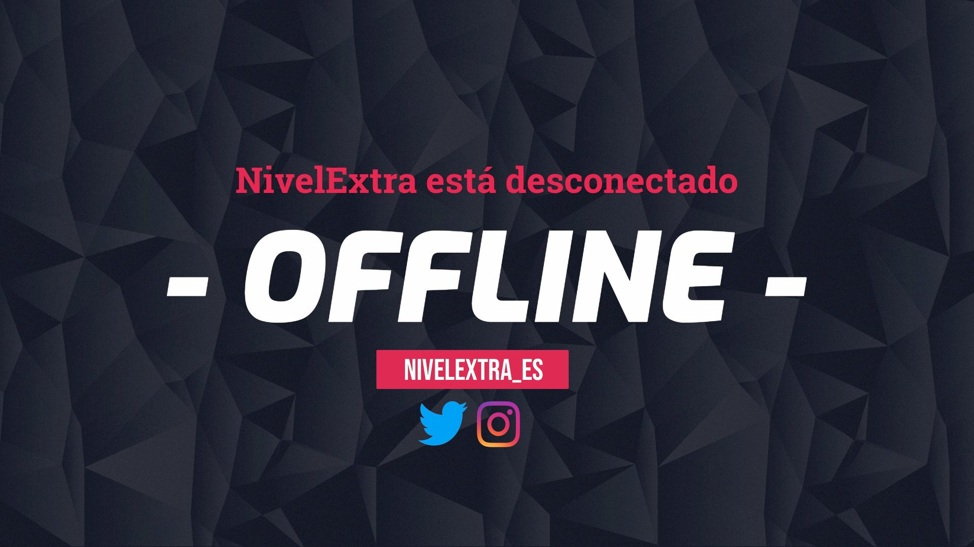 Twitch stream of NivelExtra
