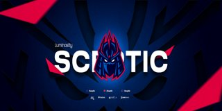 Profile banner for sceptic