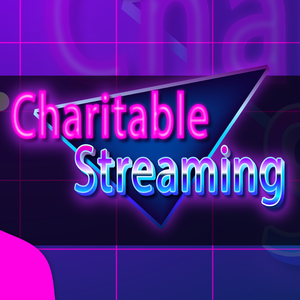 CharitableStreaming Logo