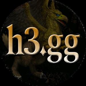 Аватарка стримера h3gg