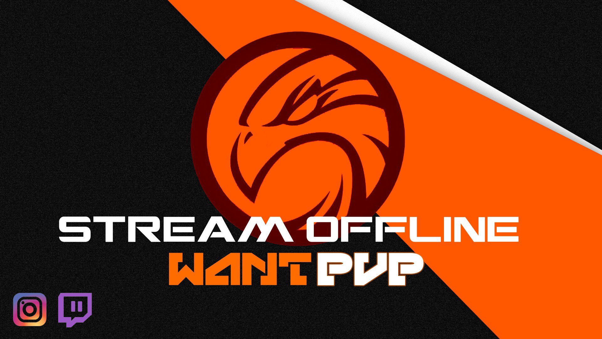 Twitch stream of WantPvP