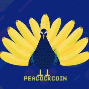 PeacockCoin_Official Logo