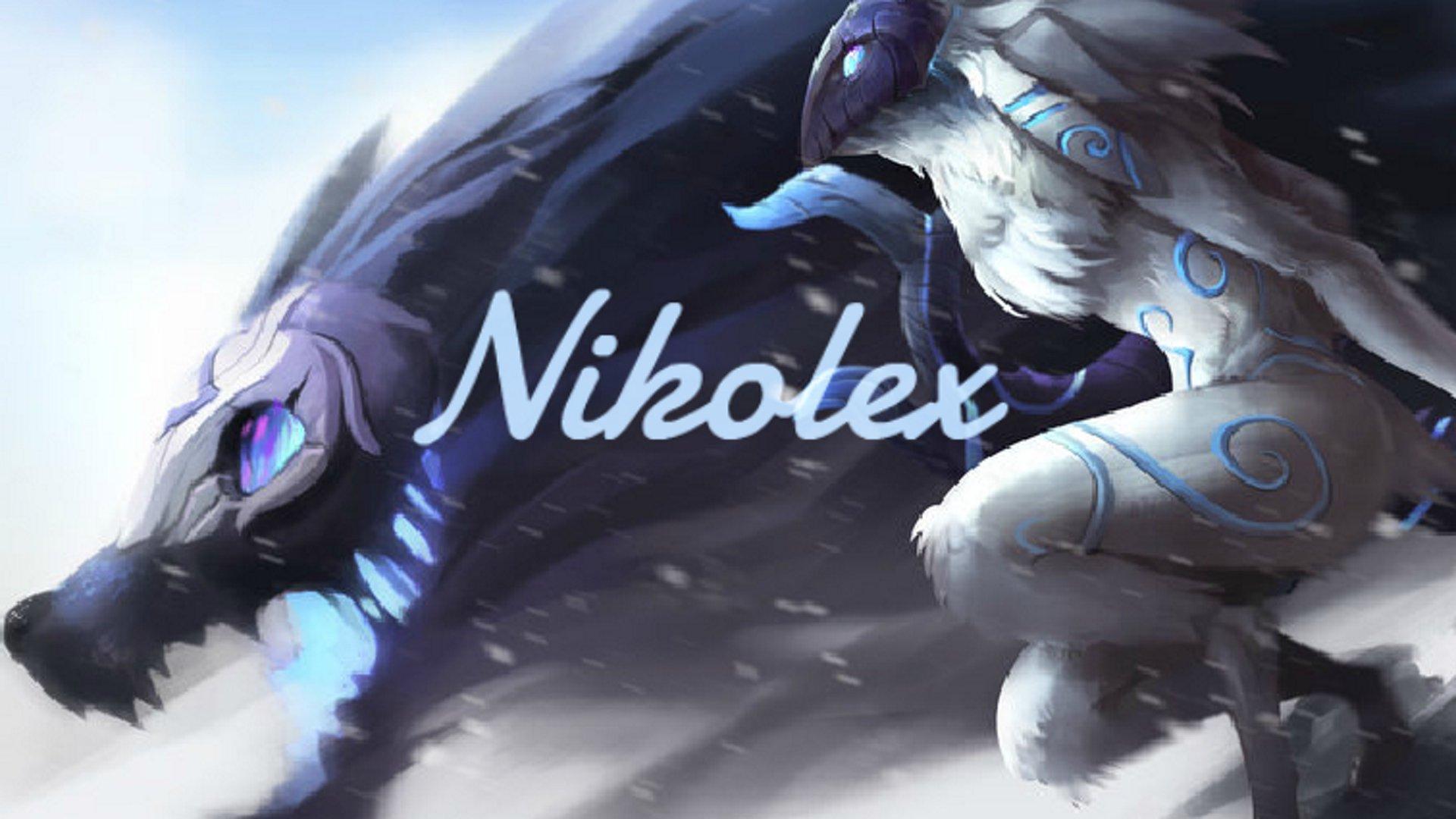 Twitch stream of Nikolex7