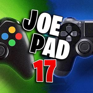 JoePad17 Logo