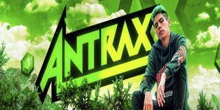 Profile banner for antrax