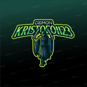kristof01123 Logo