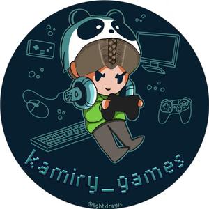 kamiry_games Logo
