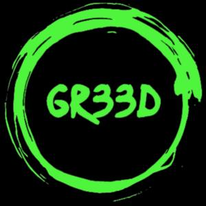 itsGR33D Logo