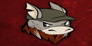 Profile banner for beardeddonkey