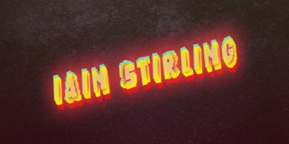 Profile banner for iainstirling