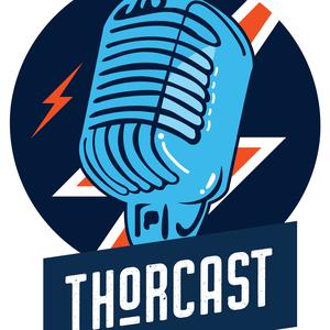 TheRealThorcast Logo