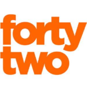 f0rty_tw0 logo