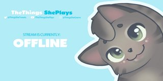 Profile banner for thethingssheplays
