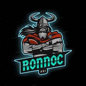 Ronnoc_XXI Logo