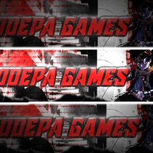 podepa_games Logo