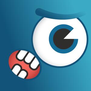 Herumkommandiert Logo