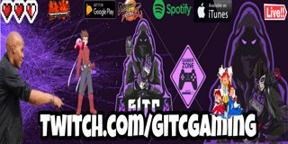 Profile banner for gitcgaming