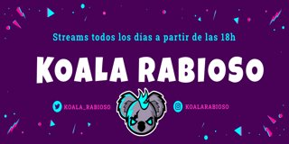 Profile banner for koalarabioso