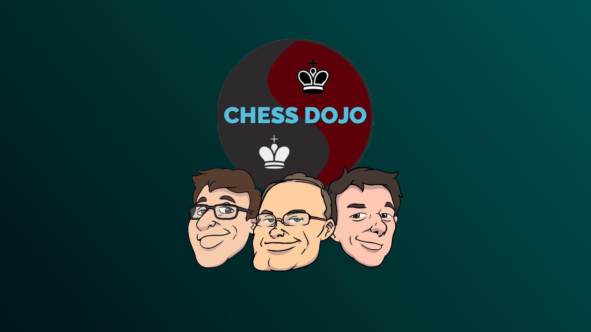 Twitch stream of ChessDojoLive