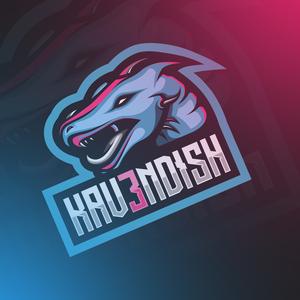 Kav3ndisH Logo