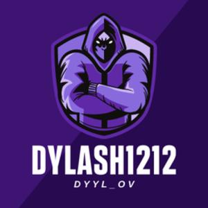 Dylash1212 Logo