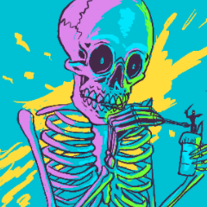 Too_Many_Skeletons Logo