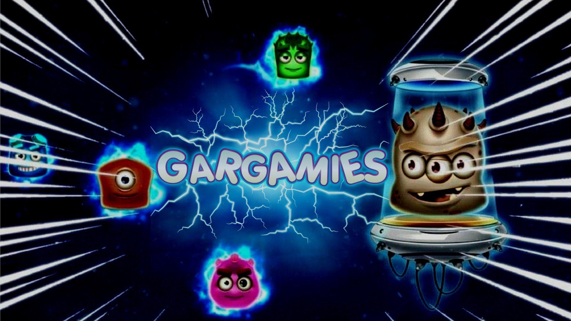 Twitch stream of gargamies