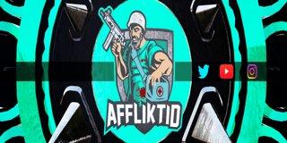 Profile banner for affliktid