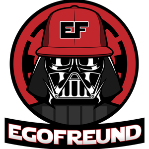 Egofreund25 Logo