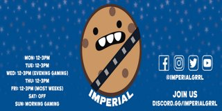 Profile banner for imperial