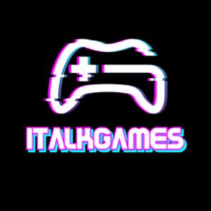 ITalkGamesLive Logo