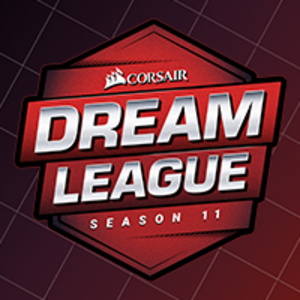 CORSAIR DreamLeague Season 11: Major | Virtus.pro 0-1 EG - bo3 -  by Lex & 4ce