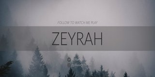 Profile banner for zeyrah