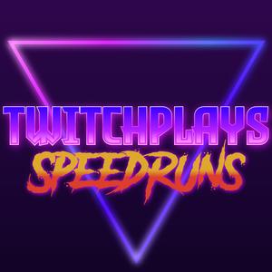 TwitchPlaysSpeedruns Logo
