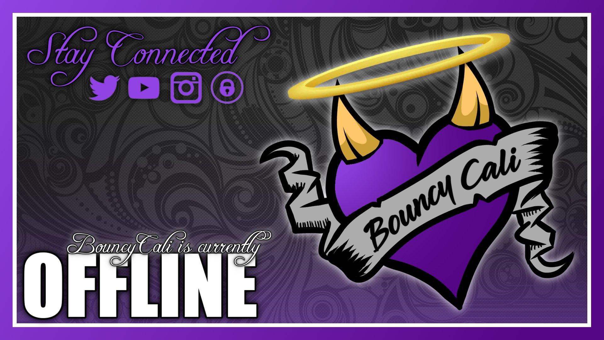 Twitch stream of BouncyCali