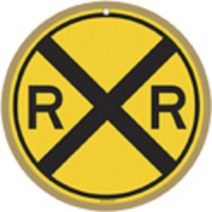 RidingTheRailsTV Logo