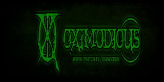 Profile banner for oximodious